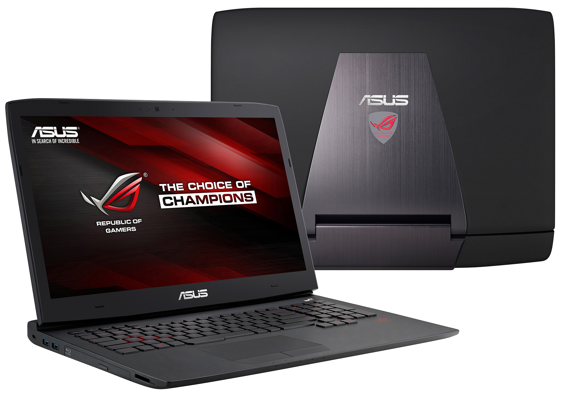 asus rog announces g751 gaming laptop with gtx 900m series
