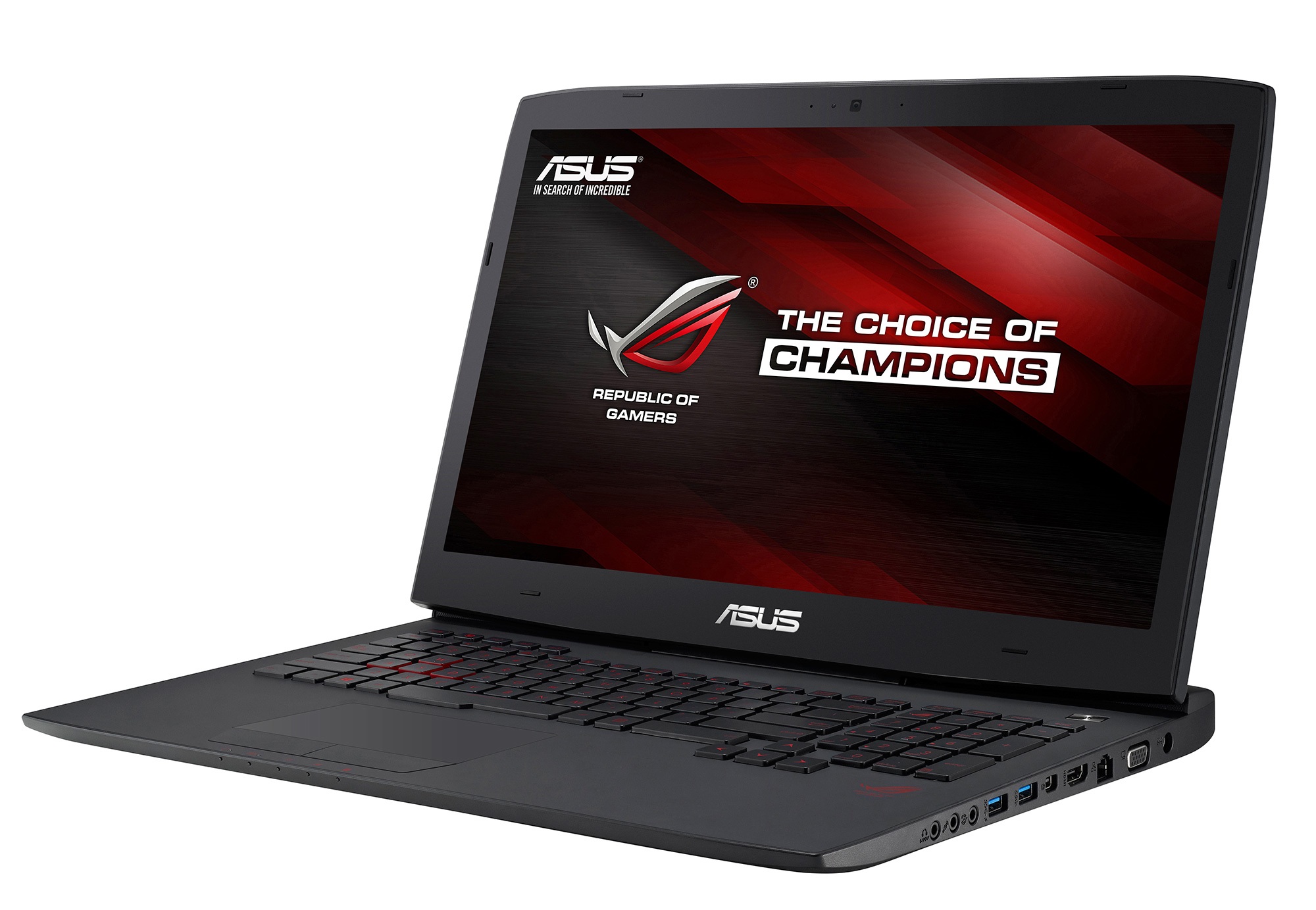 asus rog announces g751 gaming laptop with gtx 900m series graphics rog republic of gamers. Black Bedroom Furniture Sets. Home Design Ideas