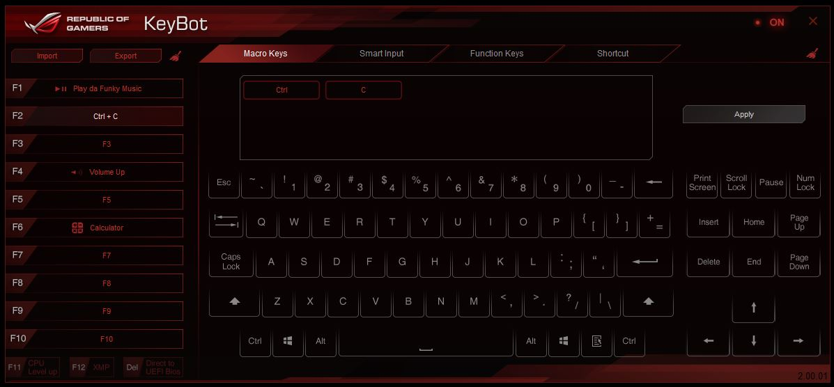 Guide: How to Upgrade Your Keyboard Using KeyBot | ROG - Republic of