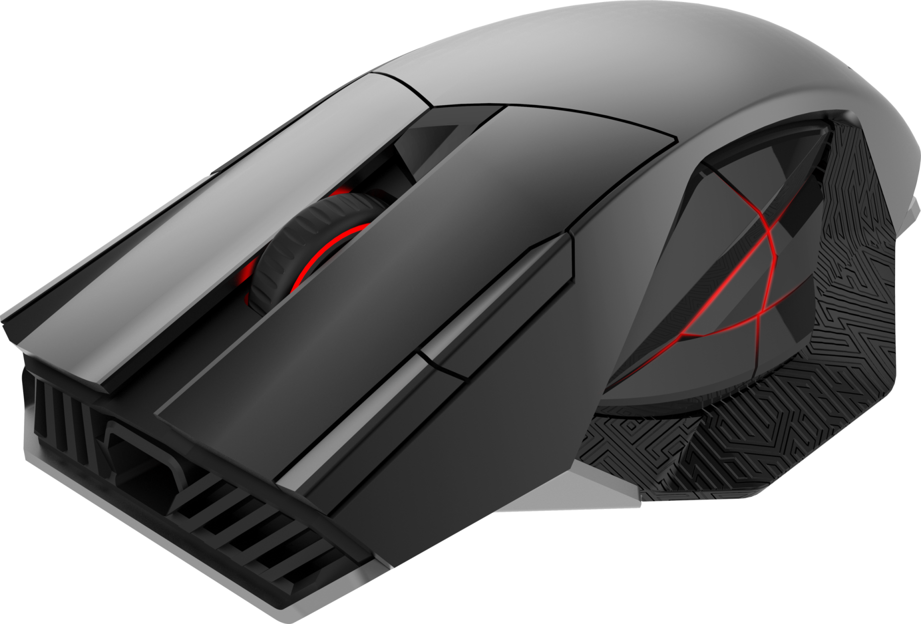 CES 2015: ROG Spatha Gaming Mouse: Wireless/Wired, MMO, Laser Sensor | ROG - Republic of Gamers ...