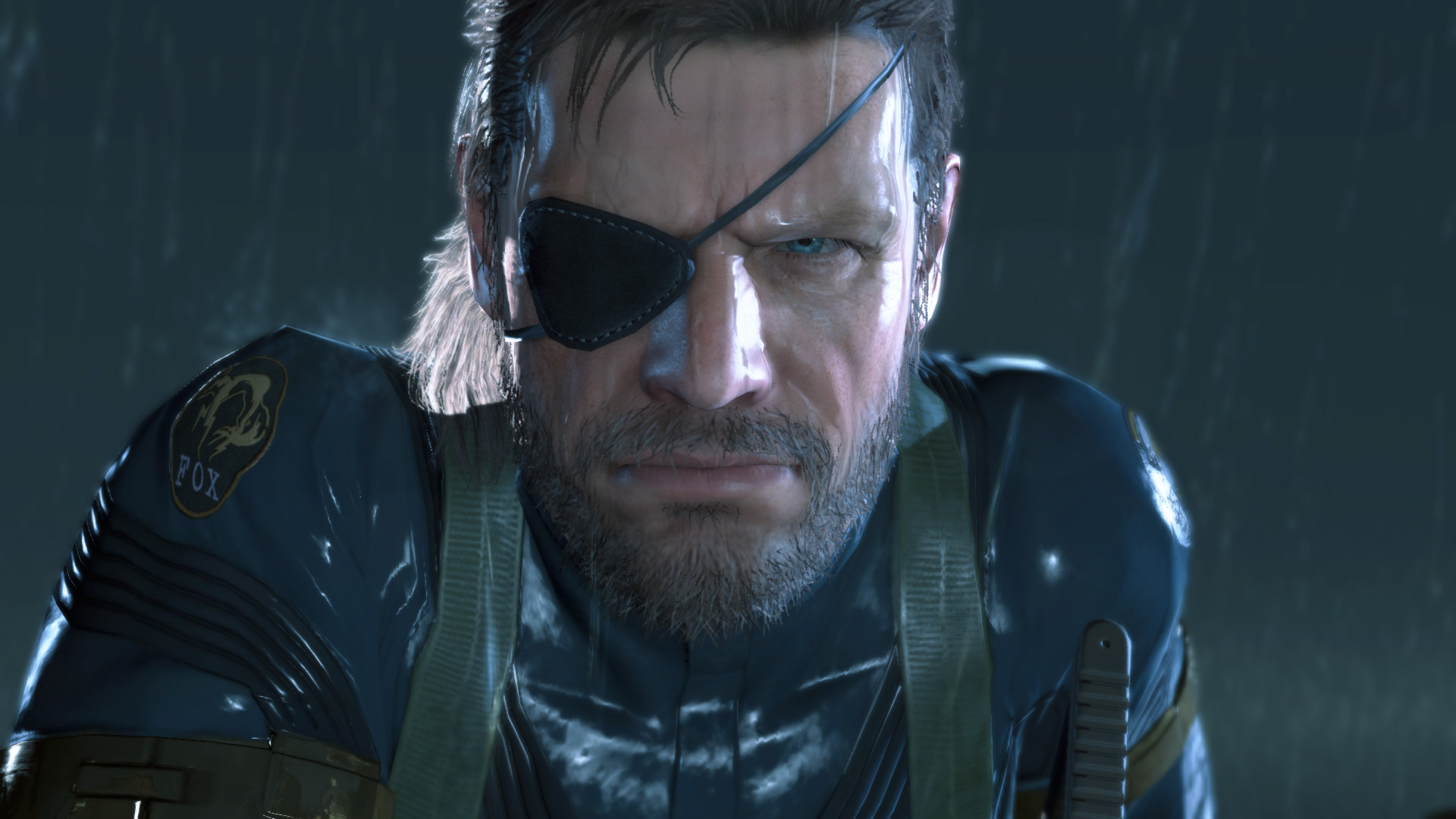 Metal Gear Solid V Ground Zeroes Performance On Rog G771