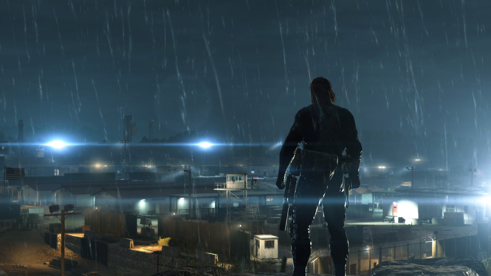 Metal Gear Solid Ground Zeroes Video Game 4k Hd Desktop: Metal Gear Solid V: Ground Zeroes Performance On ROG G771