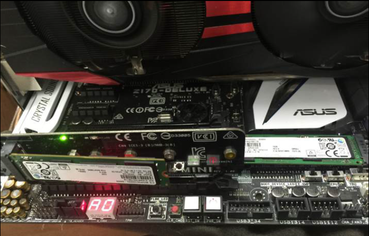 Guide: Install M 2 PCIe SSDs in RAID 0 for Speed | ROG - Republic of