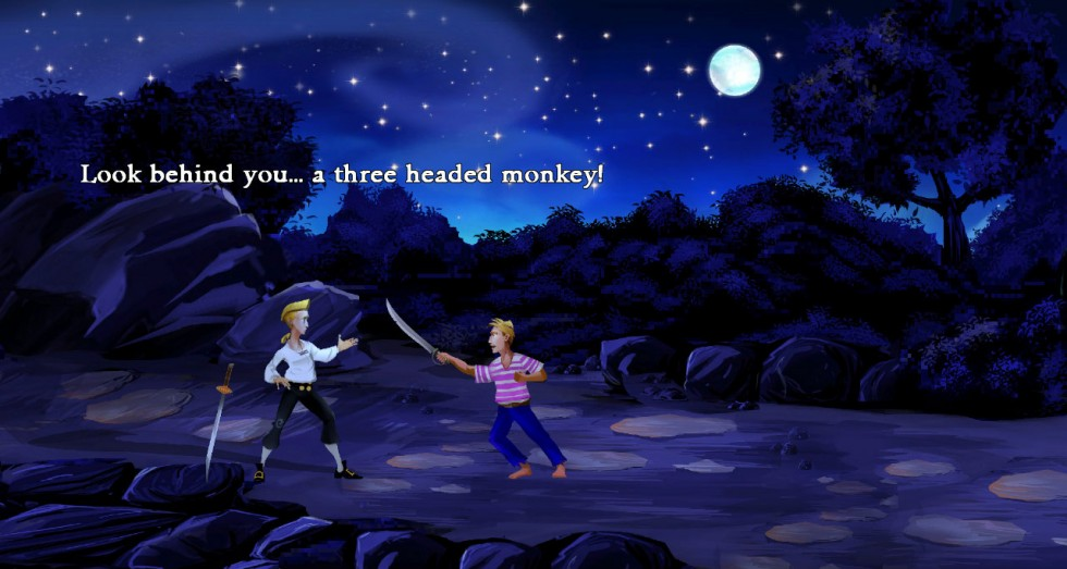 Monkey Island Multiplayer