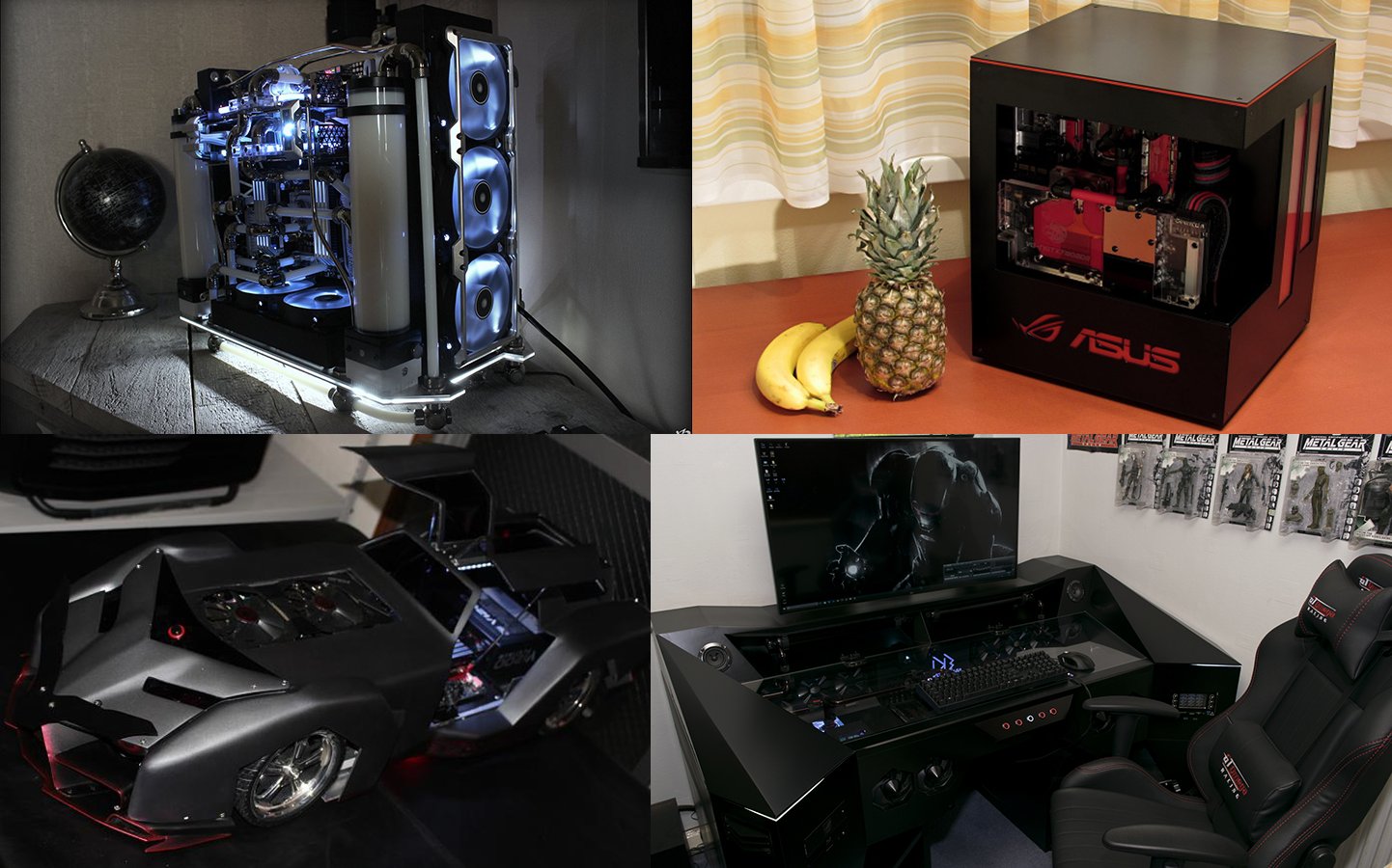 Express Yourself: How to Custom Mod Your PC | ROG - Republic of Gamers Global
