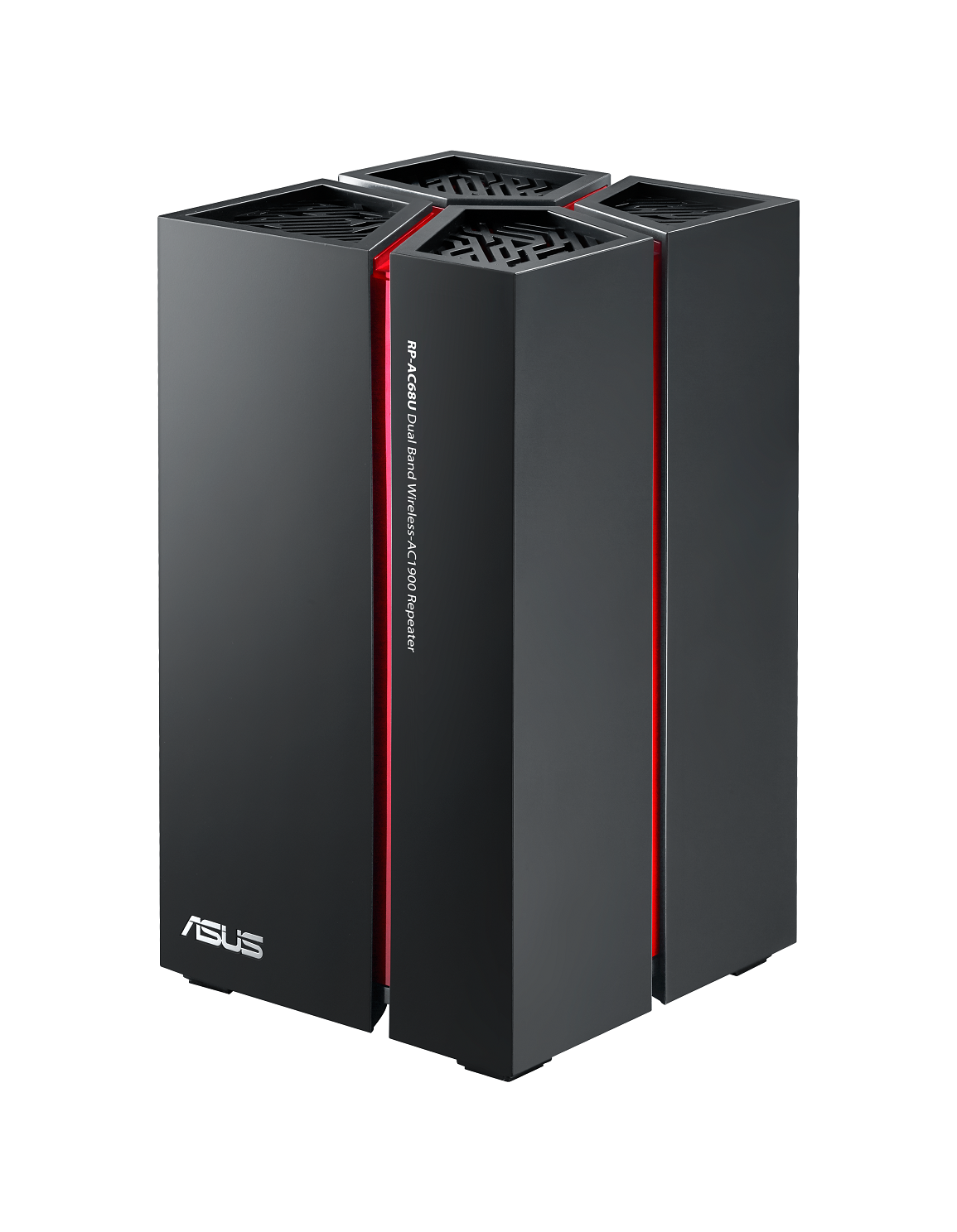 ASUS RP-AC68U dual-band wireless AC1900 repeater_side