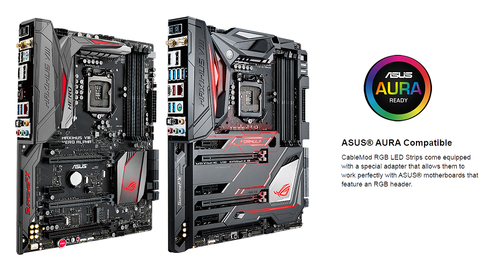 Video Guide How To Install Aura Rgb Lighting Rog Republic Of 3 Pin Cpu Fan Wire Diagram Gamers Global