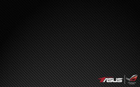 ROG Wallpaper Collection 2012 ::: Carbon Fibre ROG - by Amvacedera